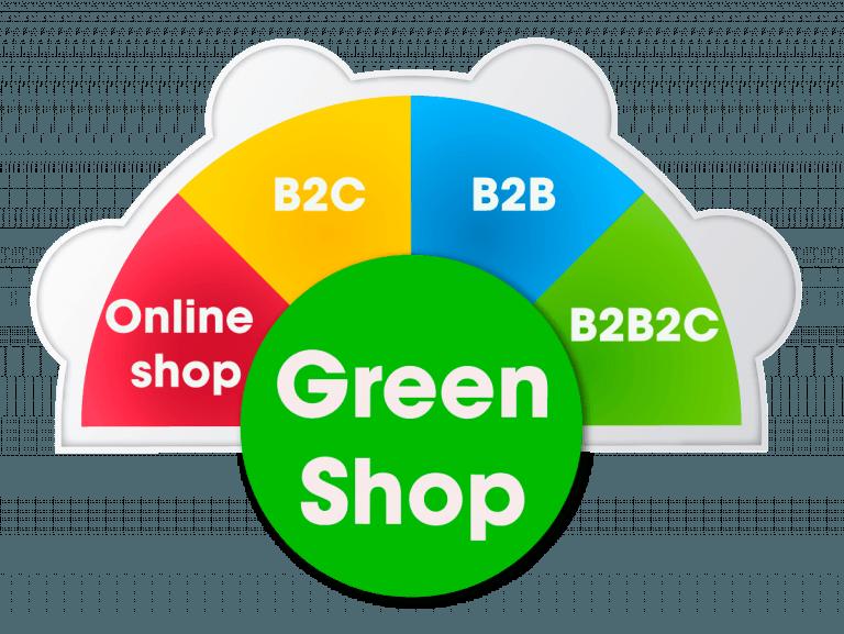 greensoft magazin online e-commerce