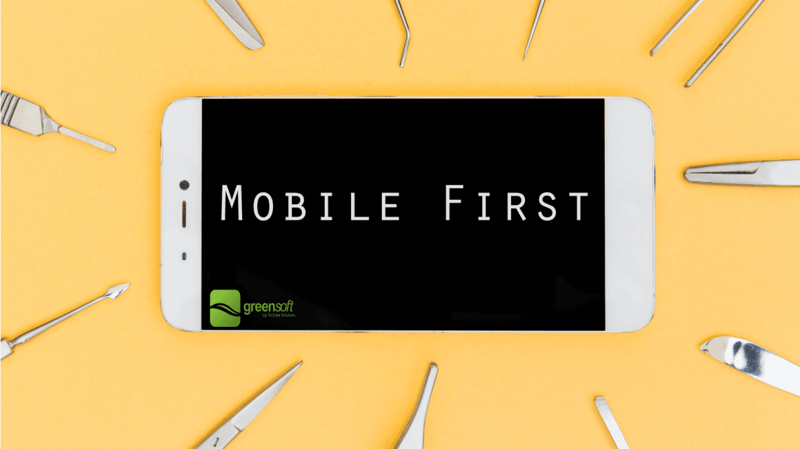mobile first greensoft