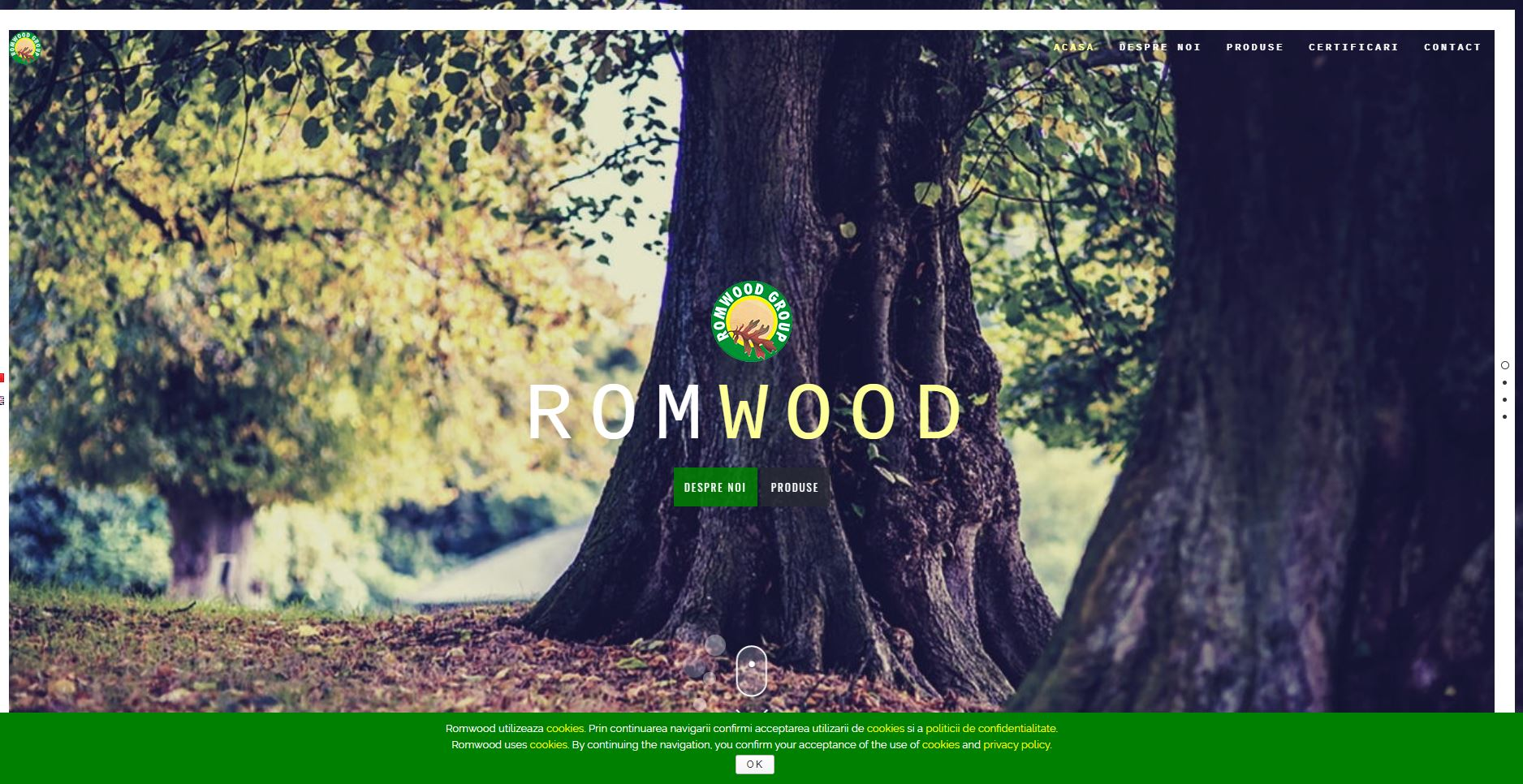 Romwood